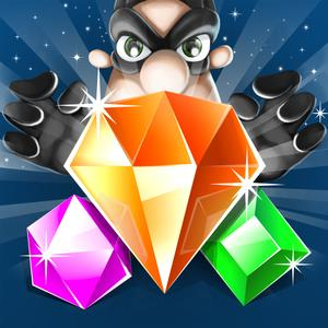 play Jewel Blast Thief Quest Adventure – Match 3 Puzzle Game