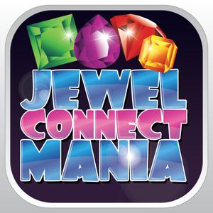play Jewel Connect Mania - The Fun Free Jewels Blasting Game