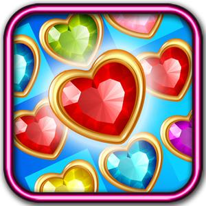 play Jewel Legend Link Hearts