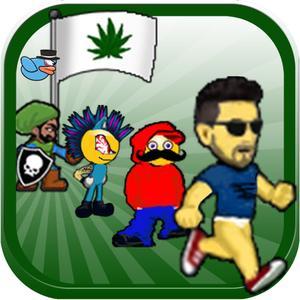 play Johnny No Pants: Weed Trek