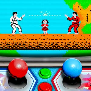 play Karate Champ Xl