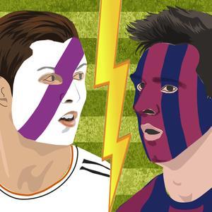 play Kick N Jump - Ronaldo & Messi Edition