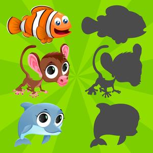 play Kids & Toddlers Animal Puzzle