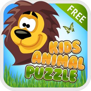 play Kids Animal Puzzle - Hd
