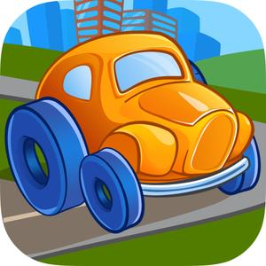 play Kids Car Puzzles