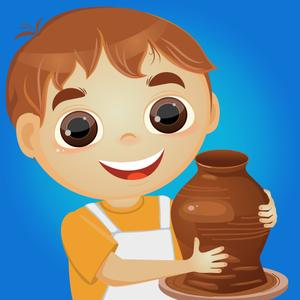 play Kids Clay Making 3D