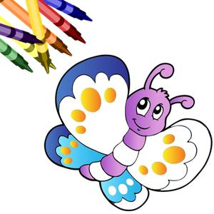 play Kids Coloring Book!