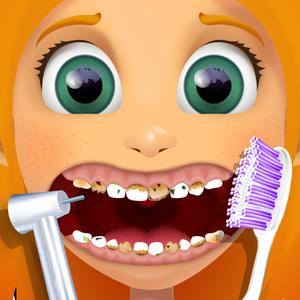 play Kids Dentist Office