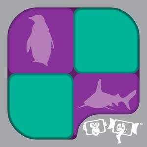 play Kids Memory Match - Sea Animals