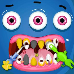 play Kids Monster Dentist - Free Kids Doctor .