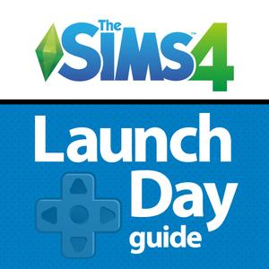 play Launch Day App: The Sims 4