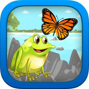 play Leaps And Bounds - A Frog'S Lilypad Adventure Free Jumping Game