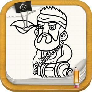 play Learn Todraw For Boom Beach Version
