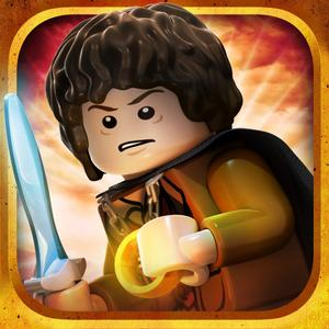 play Lego® The Lord Of The Rings™