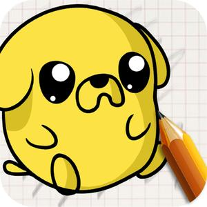 play Let'S Draw For Adventure Time