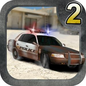 play Mad Cop 2 - Police Car Race And Drift (Ads Free)