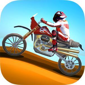 play Mad Moto Race 3D