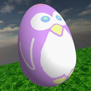 play Magic 3D Easter Egg Painter