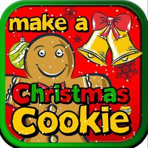 play Make A Christmas Cookie