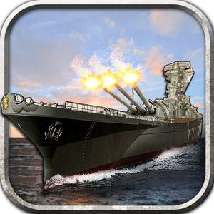play Navy Battleship Combat 3D