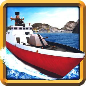play Navy Battleship Simulator 3D