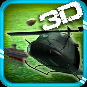 play Navy Gunship Strike - 3D Battle War Game