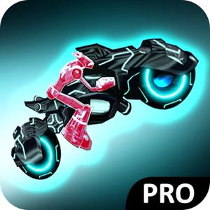 play Neon Race 3D Pro