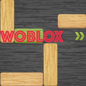 play New Woblox Wooden Fun Game