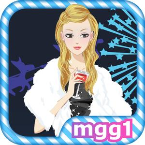 play New Year Party Girl Dress Up