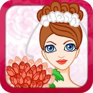 play New Year Wedding Dress Up
