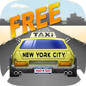 play New York Mad Taxi Driver Free