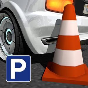 play Night Car Parking 3D
