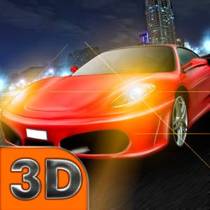 play Night Street Racing 3D
