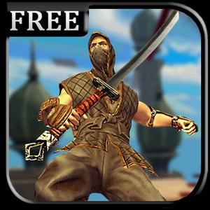 play Ninja Assassin Crazy Climber - Warrior Of The Great Castle