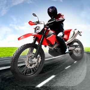 play Offroad Bike Stunts 3D