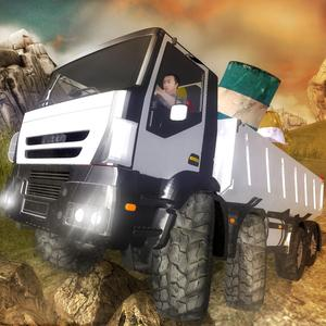 play Offroad Extreme Truck Driving 3D