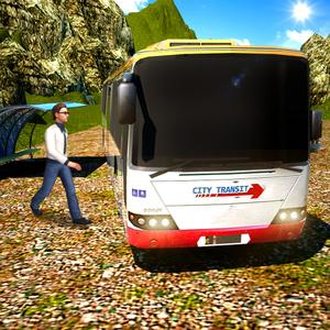 play Offroad Hill Bus Simulator 3D