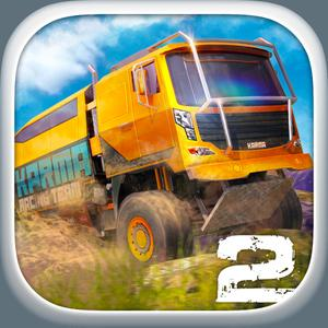 play Offroad Legends 2: Mountain Rush