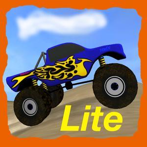 play Offroad Monster Truck Lite