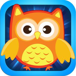 play Owl Hoot - Free Puzzle Game For Kids - Pop The Owls!