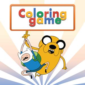 play Painting Game For Finn And Jake