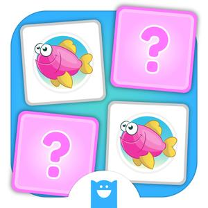 play Pairs Match Kids - Cute Game To Train Your Brain