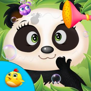 play Panda Care And Beauty Salon