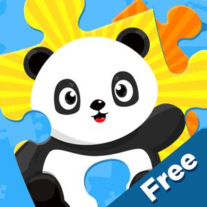 play Panda Joe'S Summer Fun Jigsaw Puzzles - Educational Learning Adventure Game For Preschool Kids