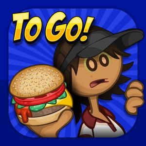 play Papa'S Burgeria To Go!