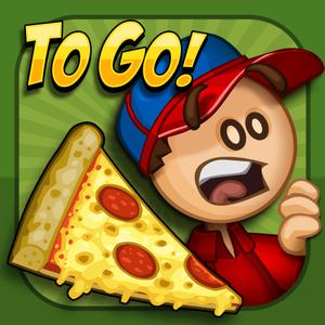 play Papa'S Pizzeria To Go!