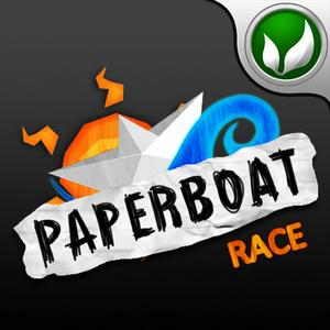 play Paper Boat Race