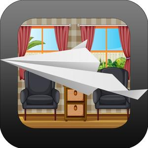 play Paper Plane Adventures - The Living Room Act 2 Game