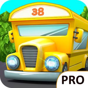 play Parking Bus 3D Pro