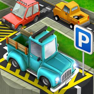 play Parking Fever - Real Car Park Puzzle Game